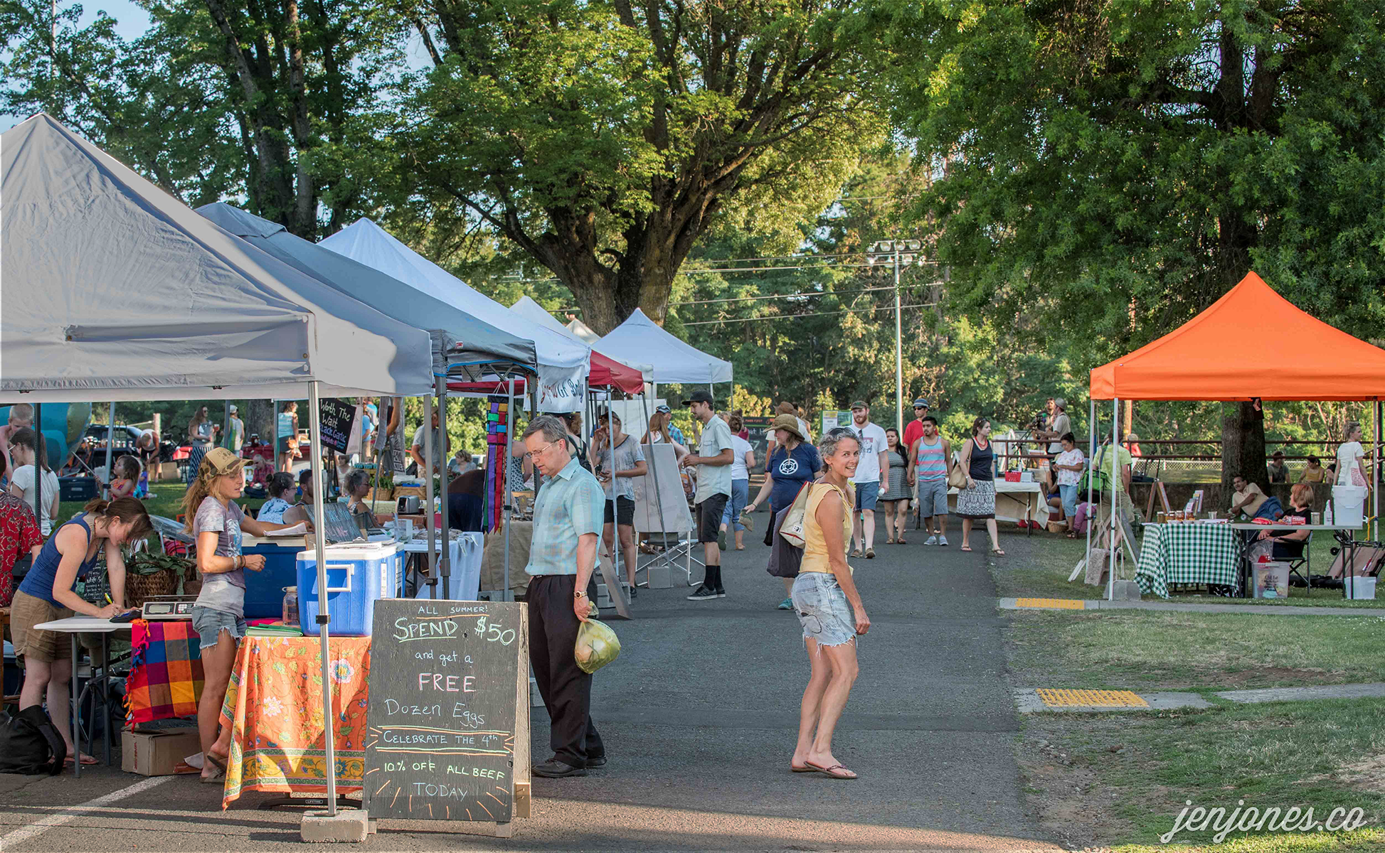 2016 Farmer's Markets are Open