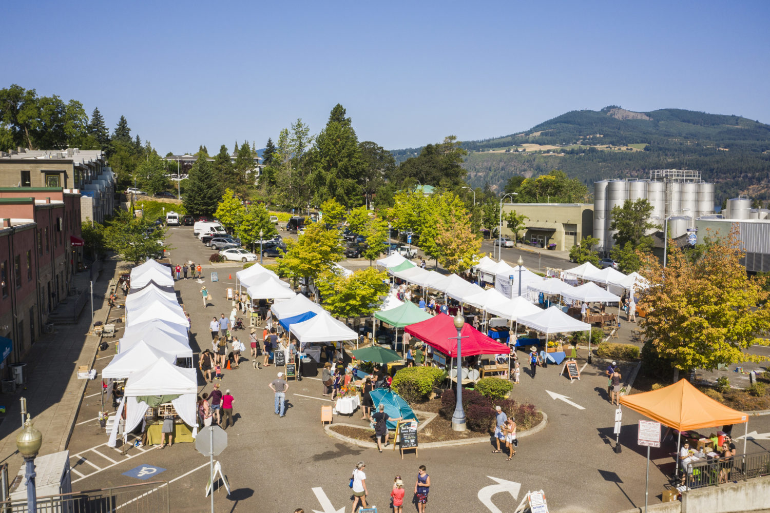 Join our Farmers Markets