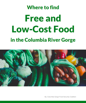 Free & Low-Cost Food Guide